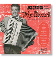 John Molinari Accordion Concert Volume 4 ALP4